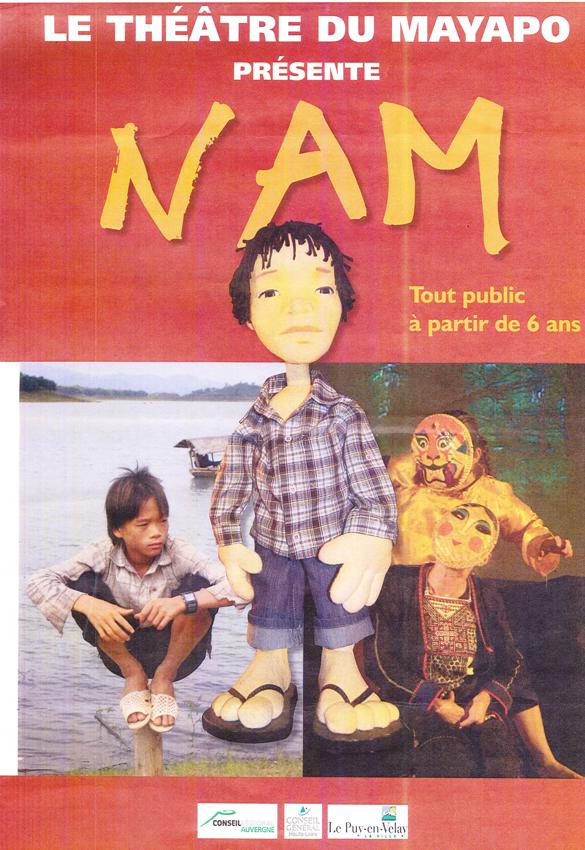 affiche nam 001 red